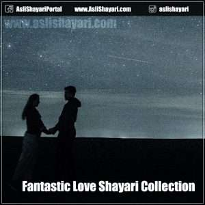 Fantastic latest love shayari collection